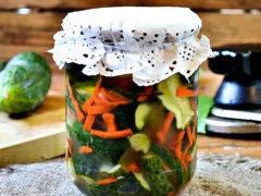 Огурцы по корейски на зиму — 6 вкусных рецептов