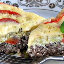Запеканка из кабачков в мультиварке с фаршем — сыром, помидорами, картофелем, фрикадельками