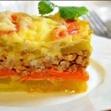 Запеканка из кабачков в мультиварке — рецепты с сыром, творогом, рисом
