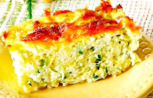 с рисом и луком