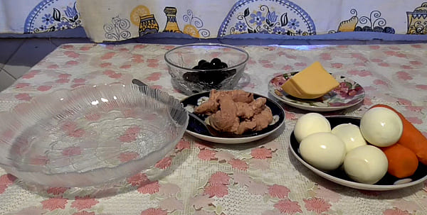 продукты для подсолнуха с треской