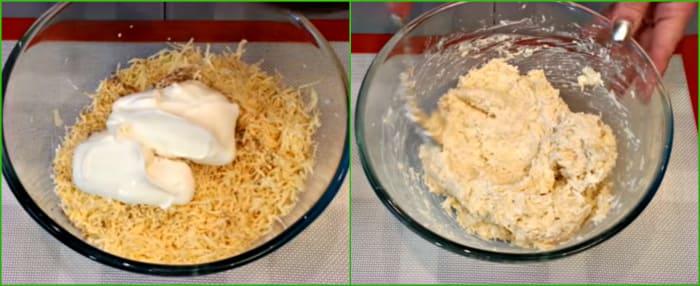 сырная масса
