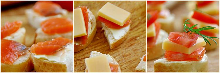 сбор бутербродика