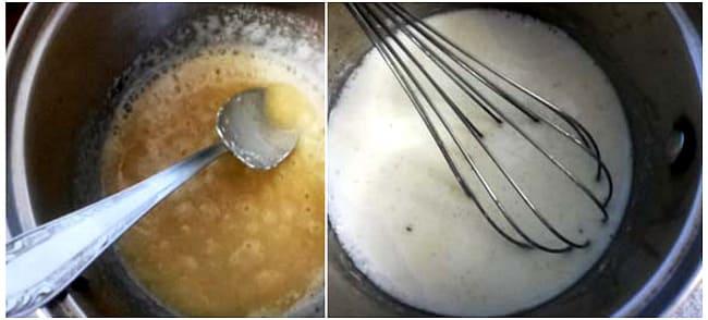 рецепт 2 соус