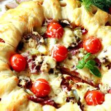 Пицца с грибами в духовке. Рецепты приготовления грибной пиццы в домашних условиях