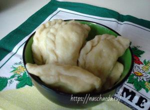 Вареники с картошкой — пошаговые рецепты приготовления в домашних условиях