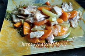 Курица с кабачками на сковороде — простые рецепты домашнего приготовления