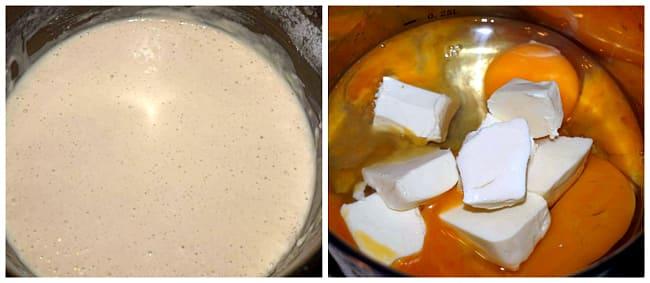 яйца с маслом