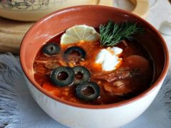 Суп солянка мясная сборная: классические рецепты домашнего приготовления