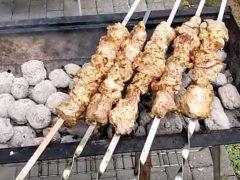 Маринад для шашлыка из свинины с соевым соусом