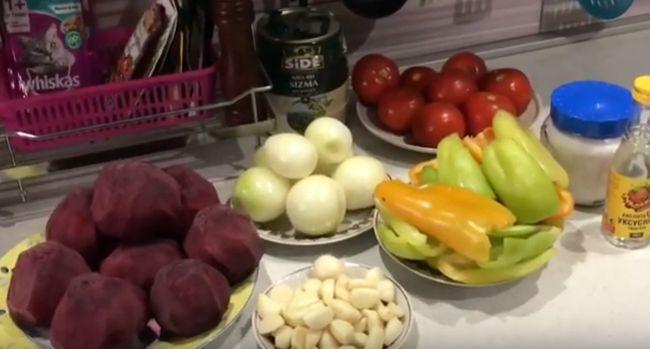Заготовки из свеклы на зиму рецепты вкусные