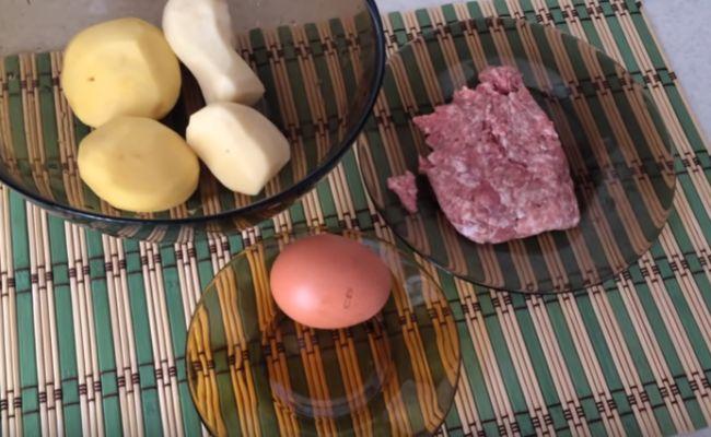 Как сделать терунки из картошки