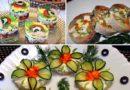 Закуски на праздничный стол — простые и вкусные рецепты