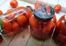 Маринованные помидоры на зиму – ну очень вкусные рецепты