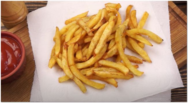 Картошка фри в домашних условиях – 7 хрустящих рецептов